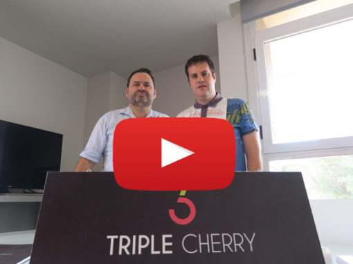 Triple Cherry, 3D technology for creating online slots
