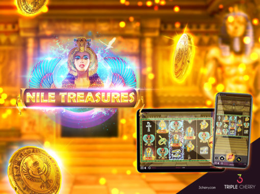 Nile Treasures Slot by Triple Cherry