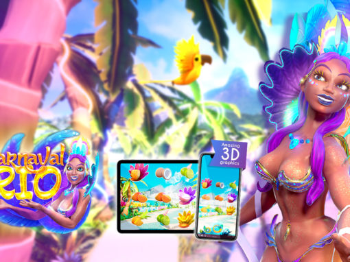 Triple Cherry will offer a first look at its new 3D slot release during ICE London 2020: Carnaval Do Rio