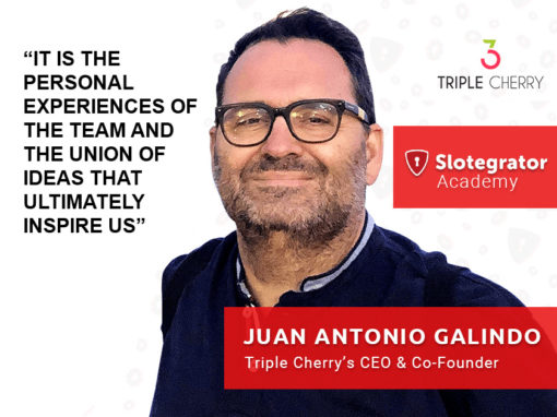 Interview with Triple Cherry's CEO and Co-Founder