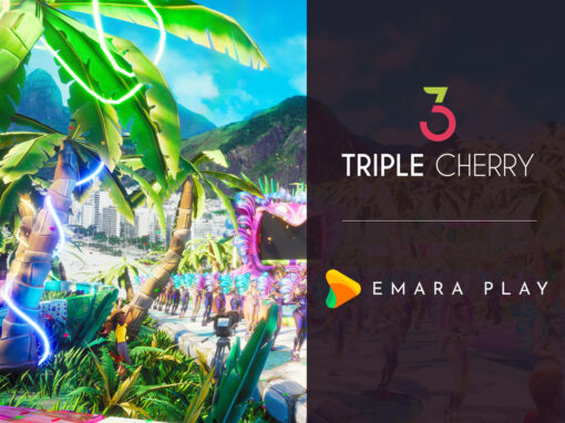 Triple Cherry partners with Emara Play