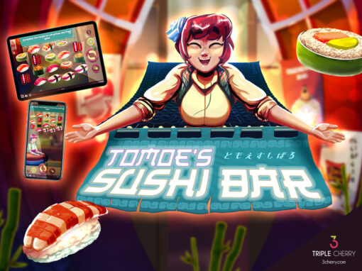 Come to Tomoe's Sushi Bar and try their exquisite delicacies full of prizes