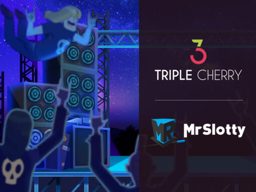 Triple Cherry announces new business relationship with MrSlotty GameHub