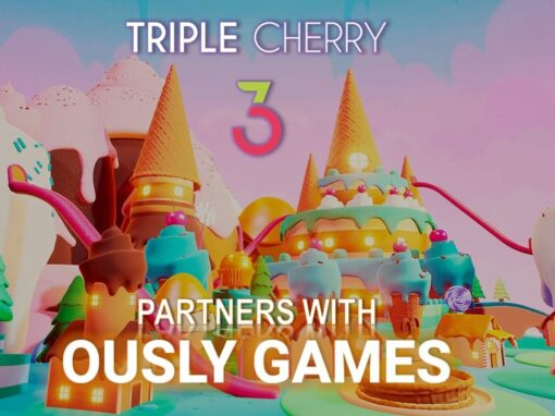 Triple Cherry partners with Ously Games Social Casino