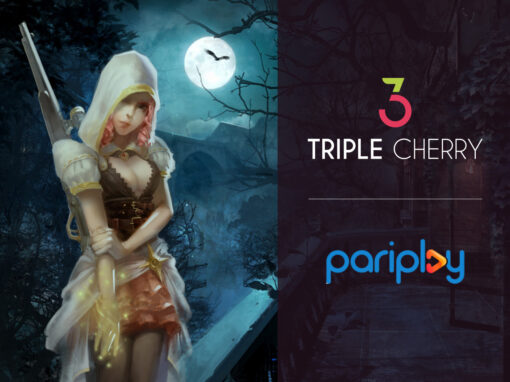 Triple Cherry secures a distribution agreement with leading aggregator Pariplay