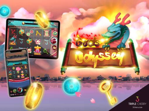 Gods Odyssey Video Slot