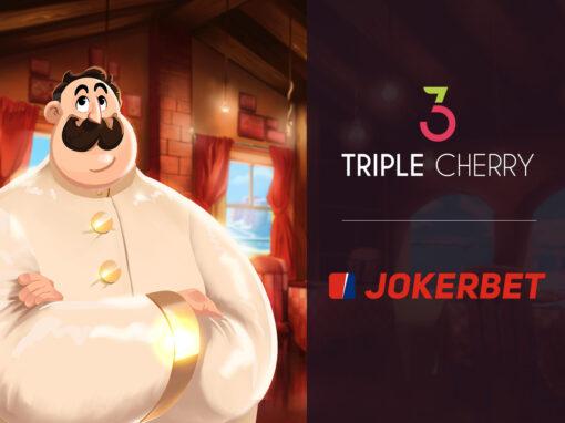 Triple Cherry slots soon available at JOKERBET!