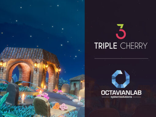 Triple Cherry partners with Octavian Lab